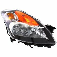 for NSF 2007 2009 NIssan Altima Sedan RH Right Passenger Headlamp Headlight Gray