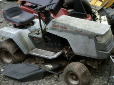 Craftsman Ii riding lawn mower, 12hp B&S motor, 5 speed traans, 38in mower deck
