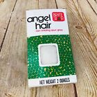 Vtg Brite Star Christmas Tree Angel Hair Spun Glass new