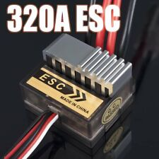 New 320A Brushed Speed Controller ESC For RC Car Boat Truck Motor R/C