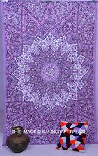 Etoiles Mandala Tapisserie Indien Mur Psychédélique Hippie Suspendus Dortoir Jet