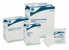 Premier Sterile Swabs Absorbent Pads 5cm 7.5cm 10cm Non Woven Swabs 4 Ply Gauze