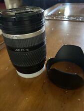 Minolta AF 28-75mm f2.8 D Lens 28-75/2.8 Sony A Mount, Sky1A Filter, Hood