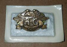 HOG Harley Owners Group Rare 1983 Pin Badge Harley Davidson Motor Cycles New