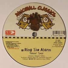 "TENOR SAW - Ring the Alarm 12"" Vinyl LP - Stalag Dancehall Classic - SEALED New"