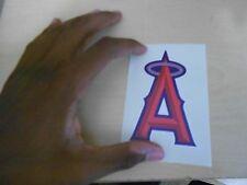 "4"" Los Angeles Angels MLB Decal Sticker"