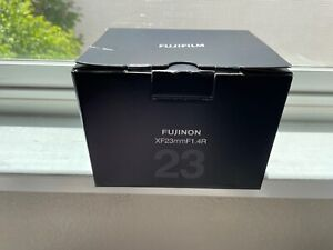 Fujifilm XF 23mm F1.4 R (Mint)