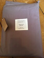 NEW! TOAST SUPER KING SIZE,  COTTON FITTED SHEET