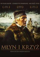 Mlyn i krzyz (DVD) Lech Majewski (Shipping Wordwide) Polish film