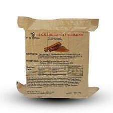 SOS Food Labs SOScin1pk S.O.S. Rations Emergency 3600 Calorie Cinnamon Flavor