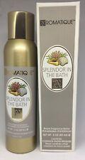 Case Of 12 Aromatique Splendor In The Bath 3oz Decorator Room Fragrance Spray