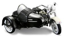 Motorrad 1:18 Harley-Davidson 1958 FLH Duo Glide Sidecar Beiwagen weiß Maisto