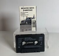 Beastie Boys Get It Together Rare cassette Tape single Def Jam Play tested