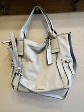 Gorgeous! Fossil Leather Large Crossbody Satchel Purse Shoulder Handbag