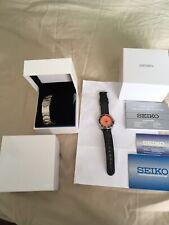Seiko Orange Samurai SRPC07 Prospex 44mm Diver