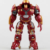 7'' Avengers 2 Age of Ultron IRON MAN HULK BUSTER Marvel Action Figure Toys S220