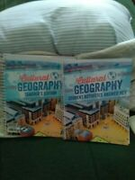Homeschool-Cultural Geography Teacher's Edition and Student Activities
