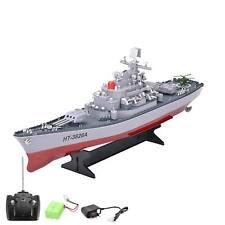 Ferngesteuertes RC Schlachtschiff DUKE ferngesteuertes Kriegsschiff Schiff Boot Zerstörer RTR