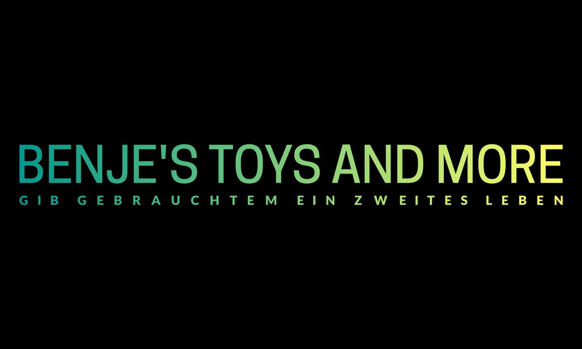 Benje´s Toys and more