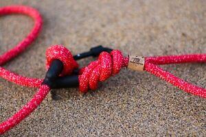 Hiker Hounds Redburn Red Rope Dog Lead