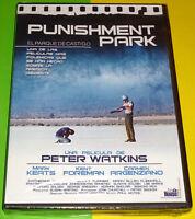PUNISHMENT PARK / El parque del castigo - English / SUB Español DVD R ALL Precin