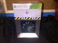 Nuevo Y Sellado Resident Evil 6 Biohazard needlebomb Collectors Edition Xbox 360
