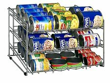 'Organize It All' Canned Food Storage/Organizer Rack