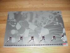 Nike Bo Jackson Go Bo Go Bo Gone Raiders 24 X 36 Poster-Extremely Rare