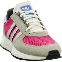 adidas Marathon Tech Sneakers Casual    - Grey - Mens