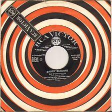 "BARRY McGUIRE ""EVE OF DESTRUCTION"" FOLK ROCK 60'S SP RCA VICTOR 45900"