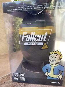 Fallout Anthology - Mini Nuke only - No Games