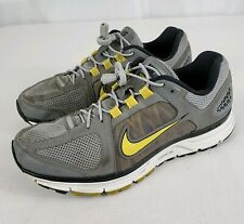 aec18cf3a260 Nike Vomero 7 511488-007 Mens Size 9 Running Shoes Trainers Black Yellow  Fitsole