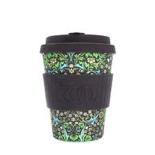 Reusable Bamboo Fibre Ecoffee Cups Eco Friendly Travel Coffee Mugs 8oz 12oz 14oz
