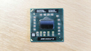 AMD Athlon II CORE 2.1GHZ AMM320DB022GQ SOCKEL S1 CPU Prozessor