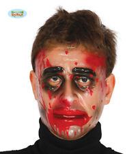 Déguisement Halloween Horreur Transparent Killer Masque Visage Purge Type Fg