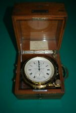 Ulysse Nardin Marine Ship Chronometer #4117, includes important documentation!