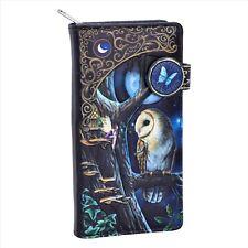 Lisa Parker Fairy Tales & Owl Embossed Purse - Nemesis Now