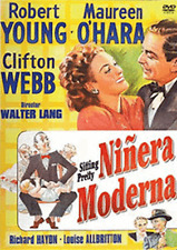Sitting Pretty - Niñera Moderna  (DVD)