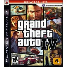 Grand Theft Auto IV - Greatest Hits PS3 [Brand New]