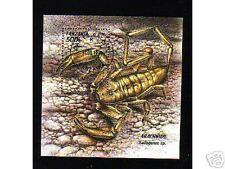 0223++TANZANIE  BLOC N°2  CRUSTACE 1994