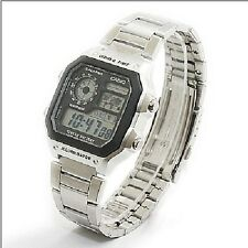 Casio Collektion Herrenuhr AE-1200WHD-1AVEF Digital