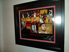 Peyton Siva Louisville Cardinals 1000 Pts Auto'd Autographed 18x16 Framed Photo