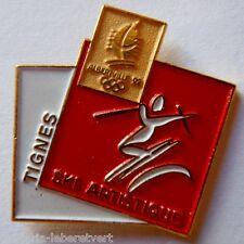 PINS JEUX OLYMPIQUES JO ALBERTVILLE 1992 Original Olympic Games SKI ARTISTIQUE