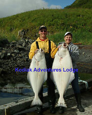 Kodiak,  Remote Alaska Fishing Trip