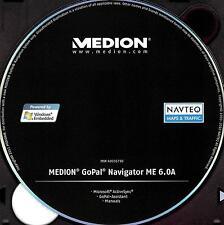 GoPal Navigator ME  6  West- Europa DVD  + komplett Europa Update Q2/2013