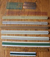 Lot of Drafting tools rulers Board of Education NY Staedtler Architect No 310A +