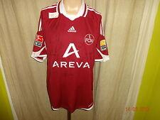 1.FC Nürnberg Adidas Formotion Spieler Rohling 2010/11 + Handsigniert Gr.XL Neu