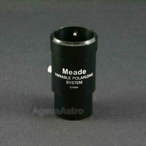 """Meade Series 4000 #905 1.25"""" Variable Polarizing Filter # 07286"""
