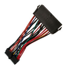 ATX PSU 24Pin Female To Small 24P Male power Cable For DELL 780 980 760 960 PC