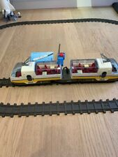 PLAYMOBIL® 4011 TRAIN TGV RC + RAIL + Figurine Accessoire LOCO WAGON ☆L5☆1E